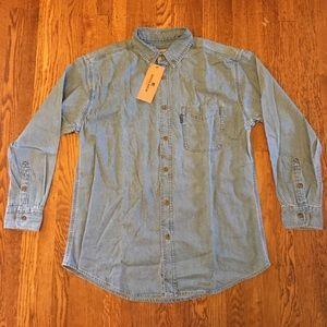 Woolrich Other - Men's WoolRich denim shirt