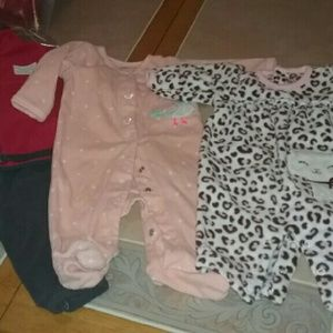 Clothing for baby girl 28 pieces