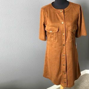 Zara Dresses & Skirts - Zara velvet dress