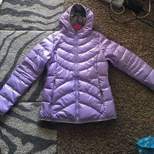 Lole Jackets & Blazers - Lolë purple winter jacket!