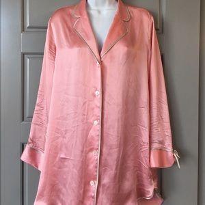 Victoria's Secret Other - VS Silk Sleep Shirt