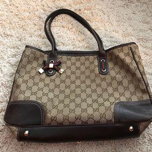 Gucci Handbags - Gucci Tote Bag
