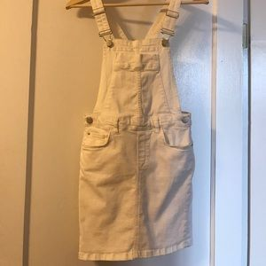River island overall dress