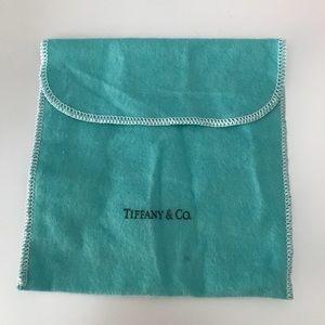 Tiffany & Co. Handbags - Small authentic felt Tiffany and Co pouch