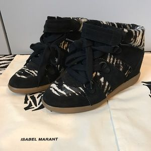 """Isabel marant """"bobby"""" sneaker"""