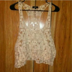Angels Jackets & Blazers - Angels Crochet Vest