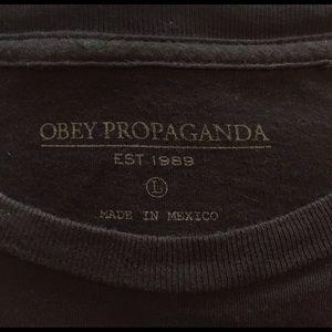Obey Shirts - OBEY Propaganda T-Shirt