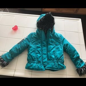 Catimini Other - Catimini France winter jacket like new sz 4T