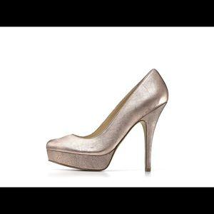 Enzo Angiolini Shoes - NEW! ENZO ANGIOLINI 7.5 (Smiles) Metallic Platform