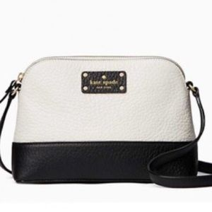 NWT Kate Spade Bay Street Hanna Crossbody Bag
