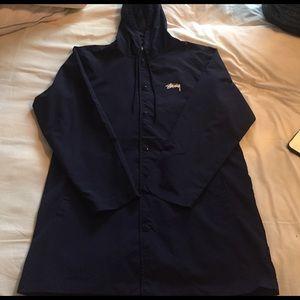 STUSSY coaches jacket