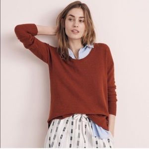 Madewell Chronicle Sweater, Size S