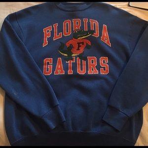 University of Florida crewneck