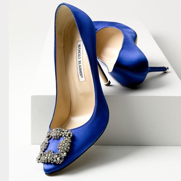 ad67ac367eab3 M 58ab541b3c6f9f0324019fb3. Other Shoes you may like. Manolo Blahnik Pale  Pink ...
