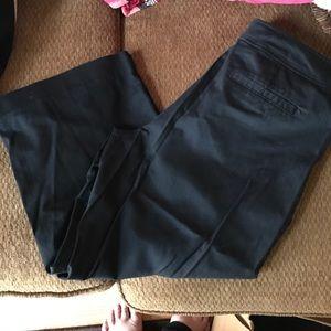 East 5th Pants - Black Capris. Must bundle