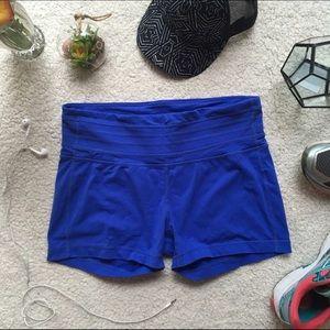 Prana Pants - NEW! Prana Olympia Short - Blue Jay XL