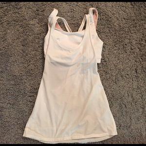 lululemon athletica Tops - White lulu tank top!