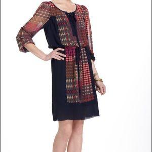 Anthropologie Dresses & Skirts - Maeve Anthro Sz Large Boho Rosalie Peasant Dress