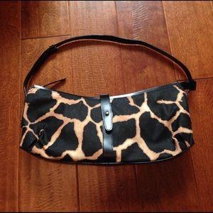 Roberto Cavalli Handbags - Roberto Cavalli denim and leather bag