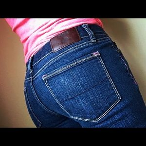 PINK Victoria's Secret Denim - New!! Victoria's Secret pink straight jeans