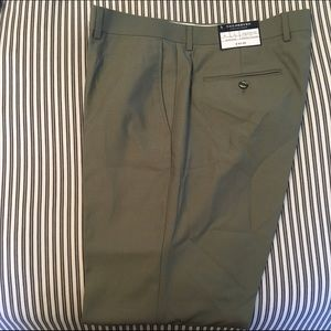 Tailorbyrd Other - Tailor Byrd flat front straight dress (golf) pants