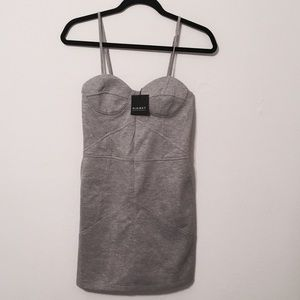 Blaque Market Dresses & Skirts - BLQ. MKT Grey Dress