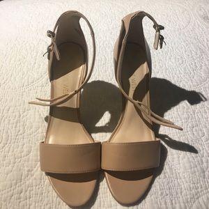 Nine West heels. Size 7.5