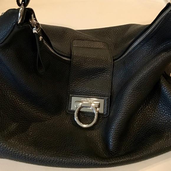a84b8ce02d Ferragamo Handbags - Salvatore Ferragamo Fanisa Hobo Purse