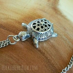 Lane Bryant Jewelry - Lane Bryant Turtle Necklace, BNWT