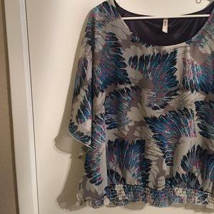 Myths Tops - Flowy blouse