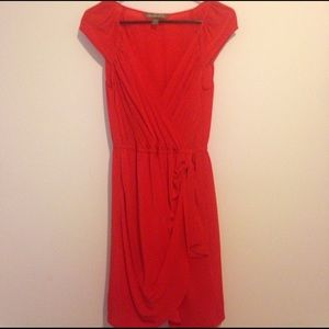 FREE with purchases - Charlie Jade silk wrap dress