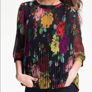 Ted Baker London Tops - Ted Baker London pleated top size UK2-US6