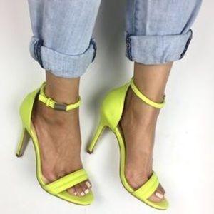 Like NEW w/o box Prabal Gurung x Target sandals