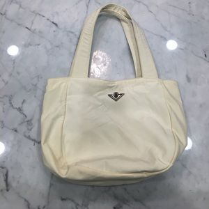 Bottega Veneta Bags - 🚨SALE 🚨 Cream Bottega Veneta Nylon Bag e791420849