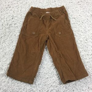 Hanna Andersson Other - Hannah Andersson boys corduroy pants 80
