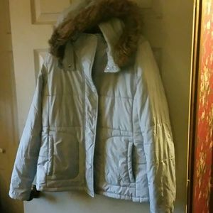 Chaps Jackets & Blazers - CHAPS Hooded Jacket