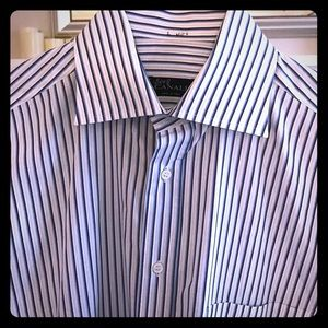 Canali Other - Canali Men's Dress Shirt, 16.5/42