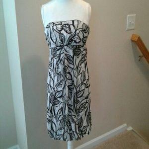 WHITE HOUSE BLACK MARKET Dress, Sz 2