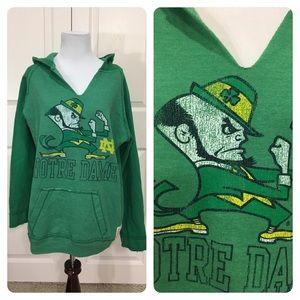Original Retro Brand Tops - NWT! Retro Brand Notre Dame sweatshirt