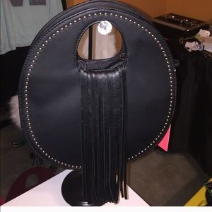 Popular Fringe Round Handbag