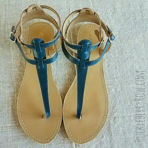 ARasons Shoes - Women's Callidora Pure Leather Sandals. Sz 10 BNWT