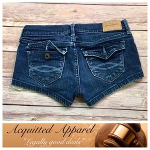 Abercrombie & Fitch Other - {Girls} [Abercrombie] Flap Pocket Shorts Jeans