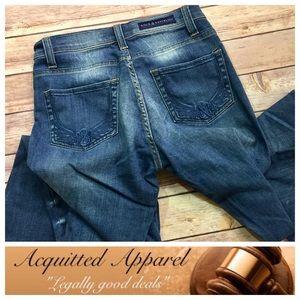 "Rock & Republic Denim - [Rock & Republic] Angel Wing Jeans Fade 33"" inseam"