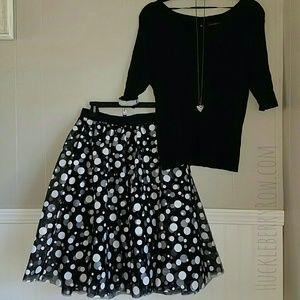 Lane Bryant Other - Sweater Skirt Set, Size 18/20 BNWT
