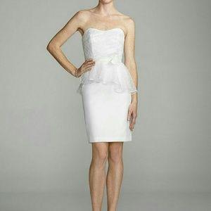 David's Bridal Dresses & Skirts - Wedding or rehearsal dinner dress
