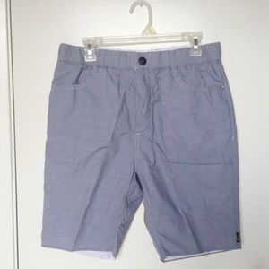 Howe Other - Howe Reversible Blue Shorts