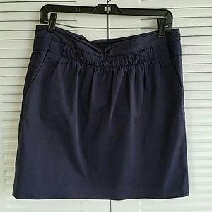 Banana Republic Dresses & Skirts - Navy Blue Banana Republic  Skirt