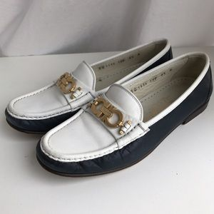 Vintage Ferragamo Classic Loafers