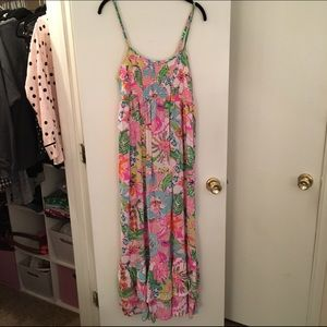 Lilly Pulitzer for Target Other - Lilly for Target Maxi Dress