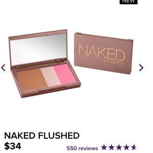 Sephora Other - NWOB naked flushed